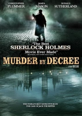 Murder By Decree Poster